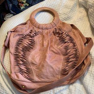 Handbags - Blush Gustto bag